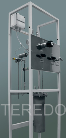 Sample Preparation Device of ACMS