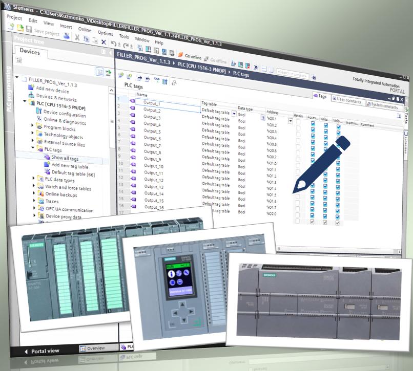 Siemens PLCs Programming